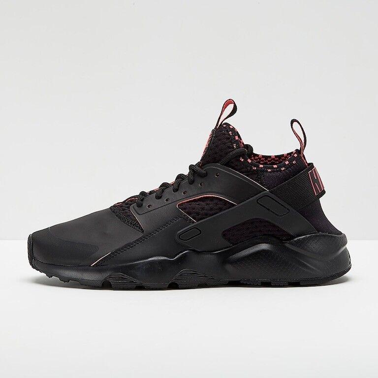1346300956d New Mens Nike Air Huarache Huarache Huarache Run Ultra SE Black Red Trainers  BNIB 875841 005 3b8a84