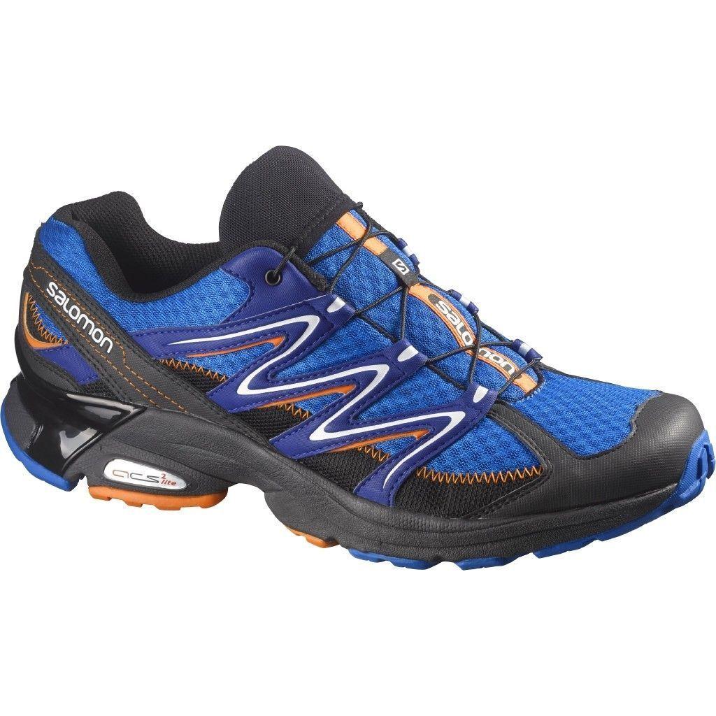Salomon XT Weeze Schuhe Laufschuhe Outdoorschuhe Trail Wandern Blau NEU