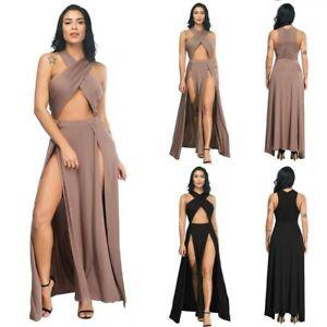 UK-Women-Summer-Boho-Sexy-Party-Evening-Beach-Dresses-Long-Maxi-Dress-Sundress