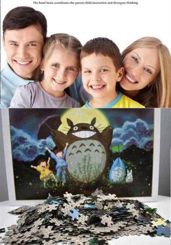 1000 Piece Adult Kidsjigsaw Puzzle Anime Jigsaw Puzzle Improve intelligence2020