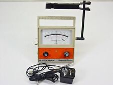 Beckman 72006 Expand Mate Portable Ph Meter With Probe Stand Bad Probe As Is