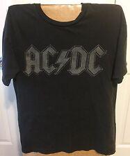 "T-Shirt MED ""AC/DC"" Rock Band T-Shirt"