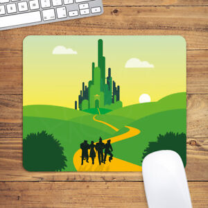 THE WIZARD OF OZ Movie Mouse Mat. Movie Mouse Pad.