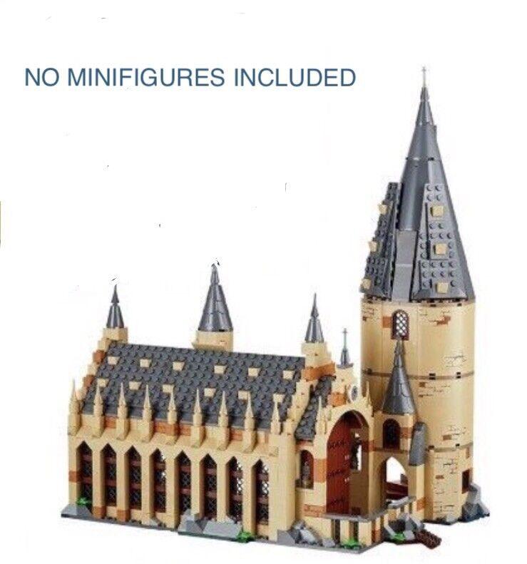 LEGO Harry Potter  Hogwarts gree sala solo suddivisi da Set 75954. NUOVO  benvenuto a comprare