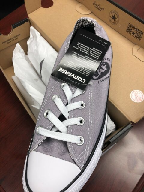 ac139be1bd5660 EUC Converse Chuck Taylor Low Challenged Athletes Foundation Caf Sz3 ...