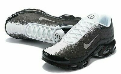 Nike Air Max TN plus se Noir Blanc Tailles UK 6 11 Special Limited Edition | eBay