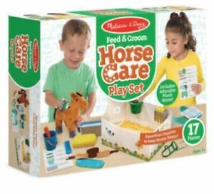 Melissa & Doug Horse Care Play Set