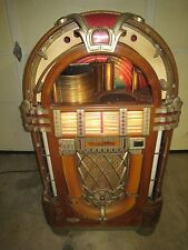 Wurlitzer 1015 Jukebox  Bubbler 1946 Original Un-Restored Plays Well Works !!!!!