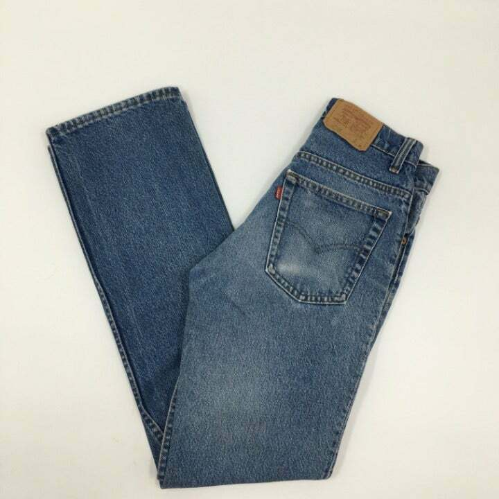 vintage levis 717-0217 made in USA - image 1