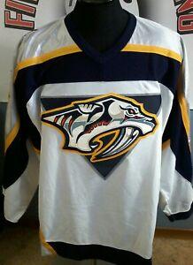 Paul-Kariya-Nashville-Predators-Authentic-pro-jersey-NHL-bnwot