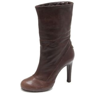 9554i Zapatos Mujer para Botas Oliver Marrón mujer Lux Botas Zapatos Ciclo rSrwaqg