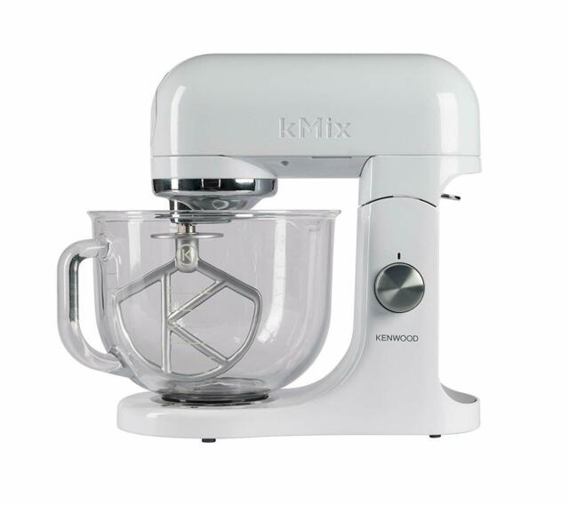 KENWOOD KMX50G  STAND MIXER, 5 KG, 500 W  WHITE - NEW BOXED WITH WARRANTY