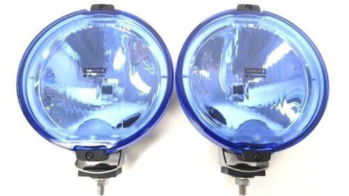 2x a distancia juego faros azul alrededor del anillo de LED h3 12v 183mm adicional faros Front