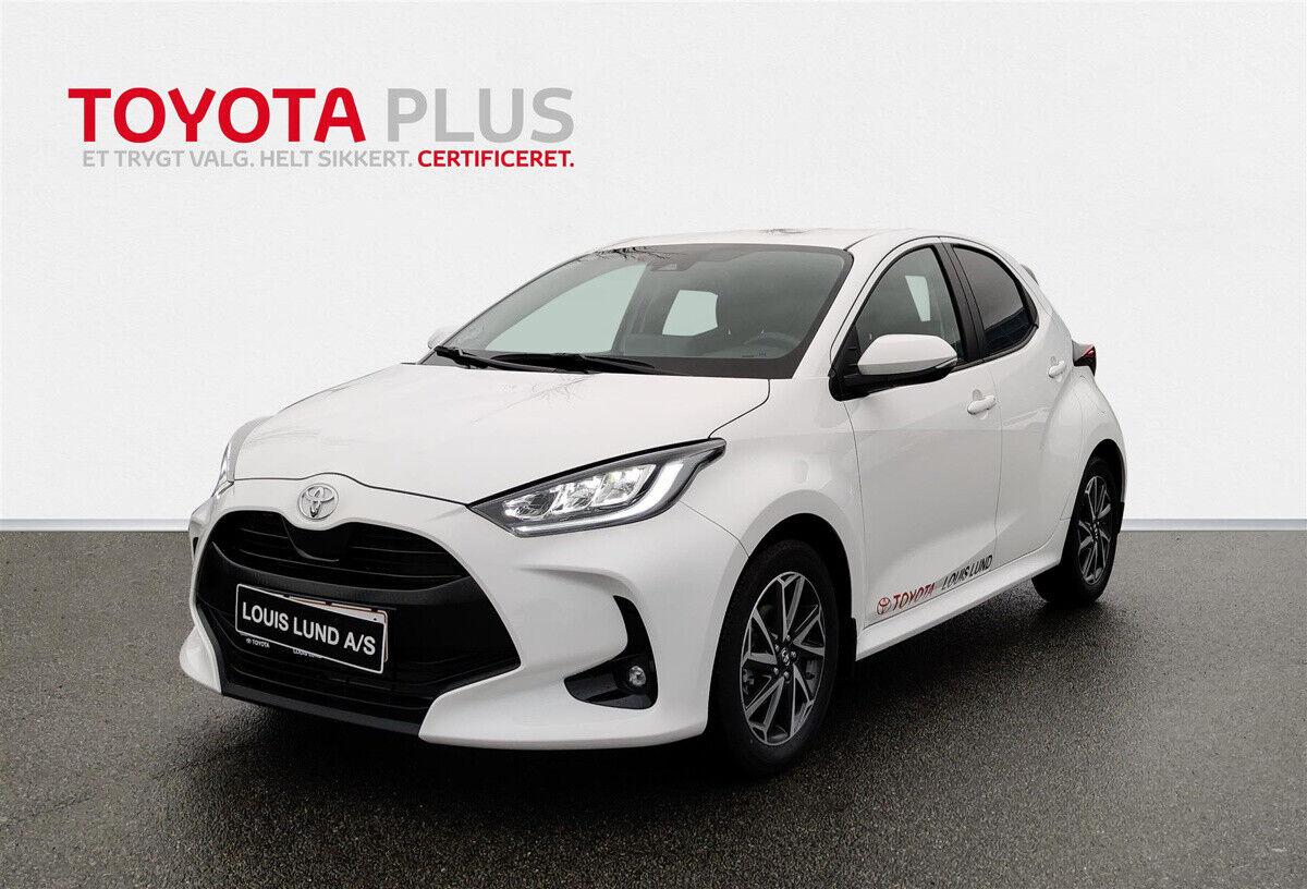 Toyota Yaris 1,5 T3 Smart 5d - 199.800 kr.