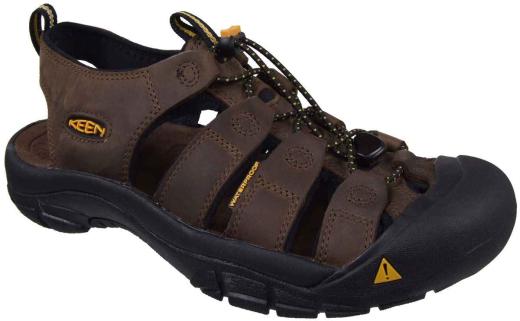 3447554c38bf KEEN Men s Newport Sandal Bison 9.5 1001870 for sale online