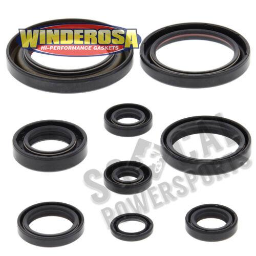 2006-2009 Honda TRX450R ATV Winderosa Engine Oil Seal Kit