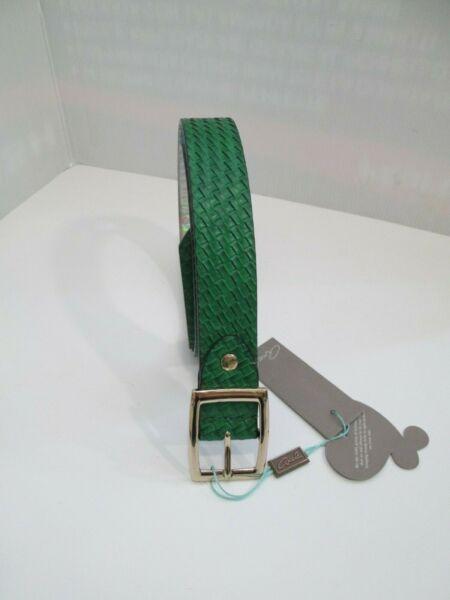 """ Axel "" Cintura Donna Cm 110 Col. Verde Numerosi In Varietà"