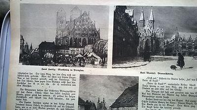 1917 52 Prenzlau Nordhausen Breslau Marburg Lens Modernes Design