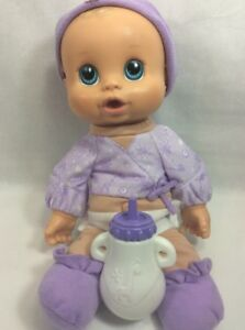 Baby Alive Doll 2007 Hasbro with Bottle FEED N KICK With Original Bottle - Nashville, Tennessee, United States - Baby Alive Doll 2007 Hasbro with Bottle FEED N KICK With Original Bottle - Nashville, Tennessee, United States
