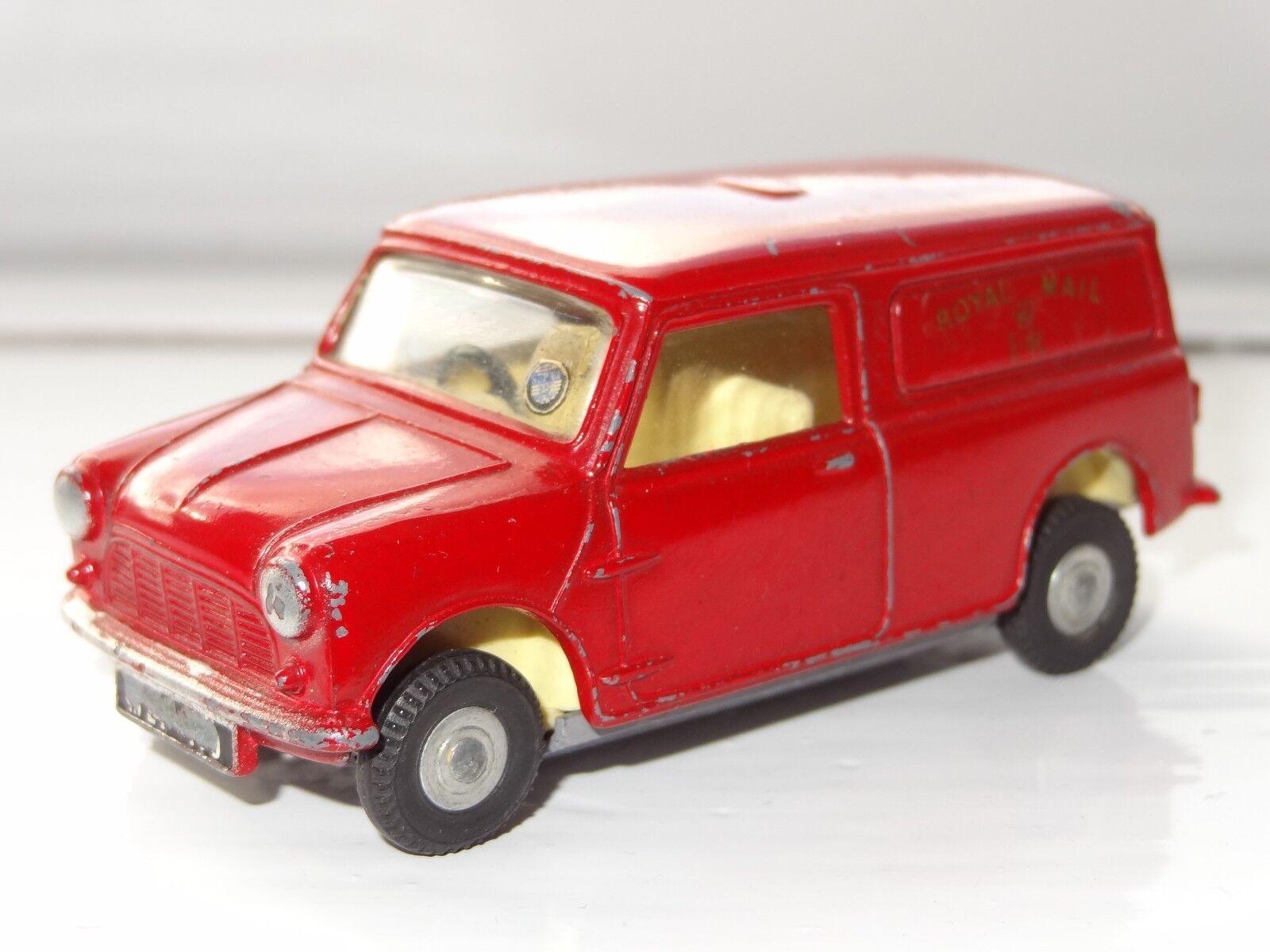 Triang punto en Morris Mini Van 'Royal Mail' - 2101