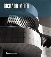 Richard Meier (Electa's Modern Masters)-ExLibrary