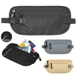 MoKo-Secure-Money-Belt-RFID-Block-Undercover-Hidden-Travel-Wallet-for-Men-Women