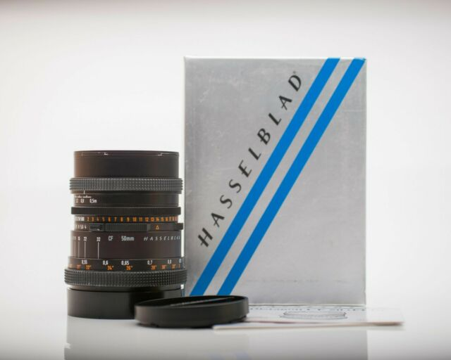 Hasselblad Distagon CF 50mm F4 T FLE Lens