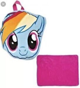 My Little Pony Fleece Blanket Plush Throw New