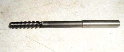 straight shank 3 spiral flutes Nikken 10.4mm HSS Reamer