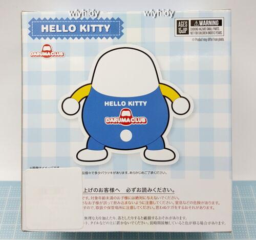 Bandai       ^/_^ Daruma Club Hello Kitty Figure  Set B