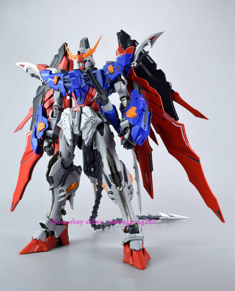 Vientiane Toys 1/72 Scale Metal Build Destiny Gundam X Barbatos Figure Model
