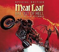Bat Out of Hell - Meat Loaf - CD
