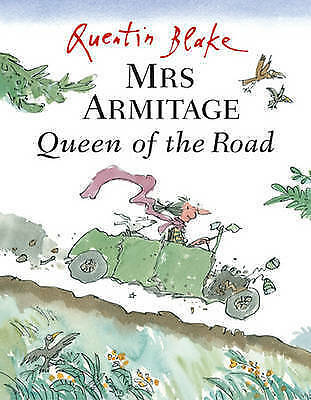 1 of 1 - Mrs Armitage Queen Of The Road-ExLibrary