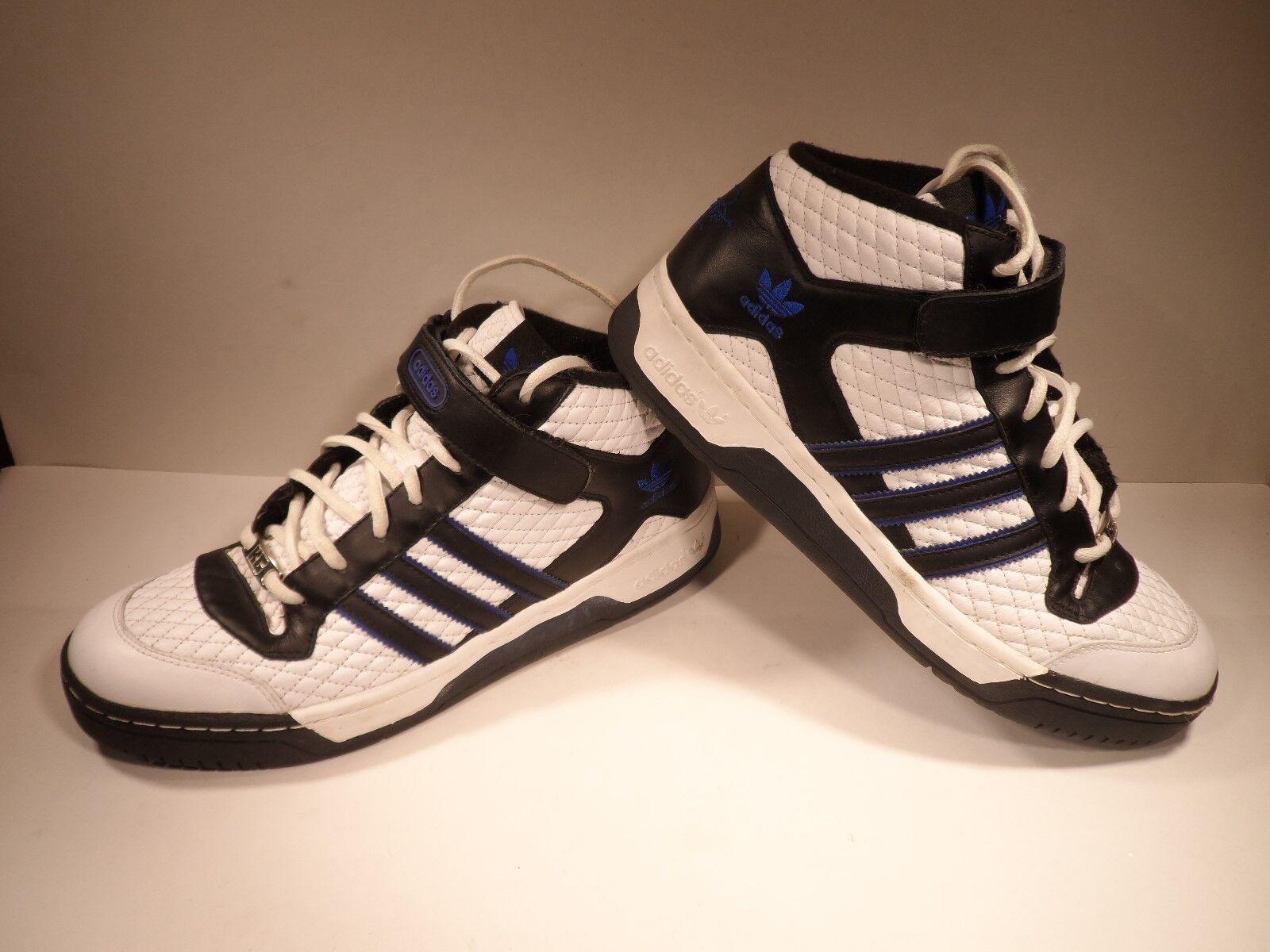 Adidas garnett basket 2004 uomini 10,5 kg / atletico bianco / nero / kg rb - assorbenti! 2da442