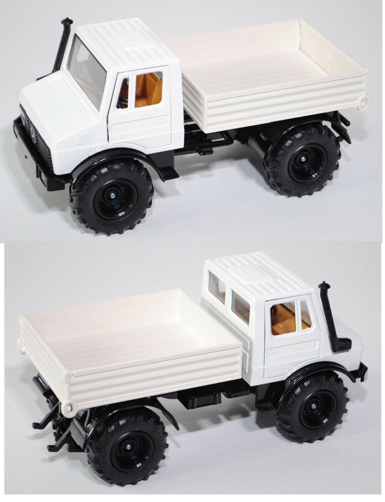 Siku Farmer 3153 Mercedes-Benz Unimog U 1500, white, 1 1 1 32, Sondermodell 49bd5a