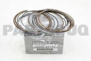 120338j100 Genuine Nissan Ring Set-piston 12033-8j100 RafraîChissant Et Enrichissant La Salive