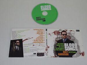 Matt-Garrison-Blood-Songs-DCB-156-CD-Album-Digipak