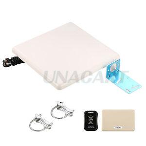 2-4Ghz-Actif-Direction-Longue-Portee-25m-RFID-Carte-Lecteur-Pour-Parking