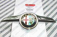 ALFA ROMEO GT 1.8 1.9 2.0 3.2  Genuine Front Bonnet Emblem Grille Badge + Plinth