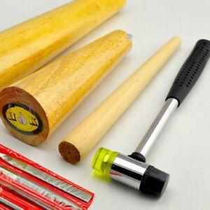 HOT-Fai-da-Te-Bracciale-Braccialetto-Dito-Anello-rendendo-Shaping-MANDRINO-gioielli-Martello-Tools