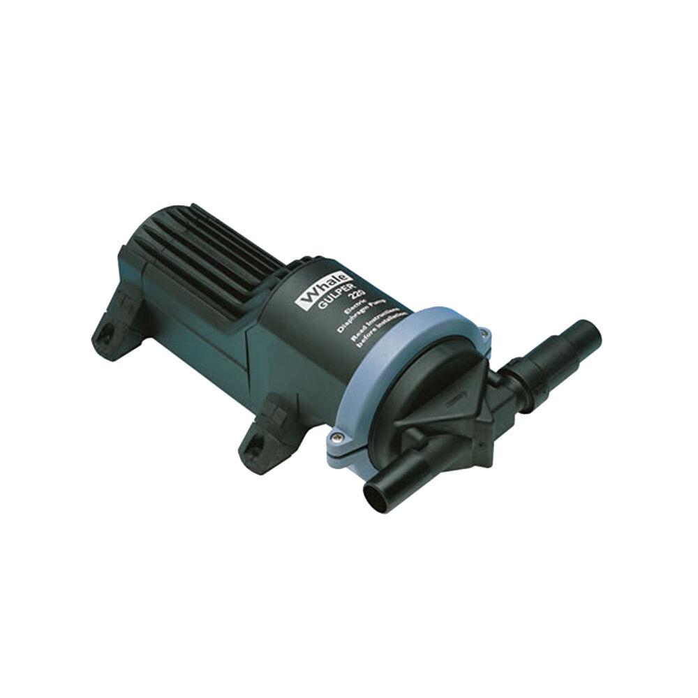 Whale Gulper 220  Grey Waste Pump 12v  exclusive designs