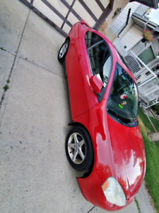 Acura rsx coupe 2002