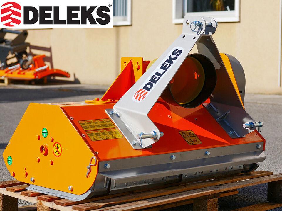 DELEKS® LINCE-120 SLAGLEKLIPPER FOR KOMPAKT TRA...