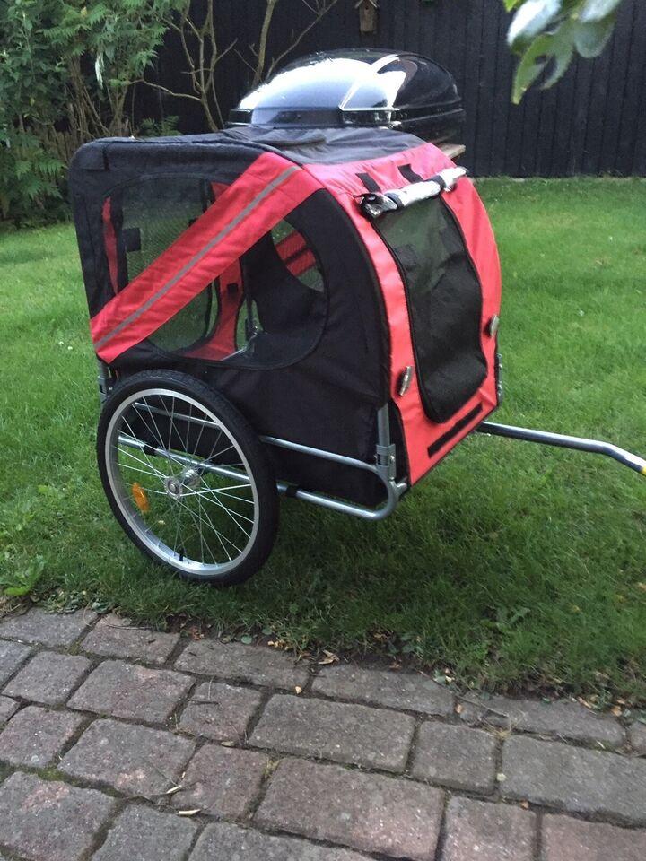Hundetrailer til cykel