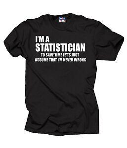 Statistician-T-shirt-Funny-Statistician-Tee-Shirt-Statistics-Tee