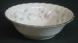 Syracuse-Brae-Loch-Fruit-Sauce-Berry-Bowl-s-Silhouette-china-Several-available
