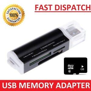 USB-2-0-Memory-Card-Reader-Adapter-Converter-To-Micro-SD-Flash-Memory