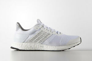 c8b1bbfbf7870 ADIDAS ULTRA BOOST ST Glow M 2016 White AF6396 Sneakers Shoes NWT 3m ...