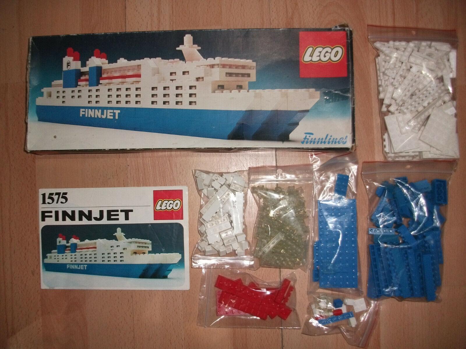Lego 1575 Kappelkskär Ferry-with original box, BA   marchandise de haute qualité et service pratique et honnête