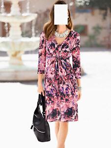 Jersey kleid gr 46